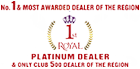 Awarded as No 1 Maruti Dealer in Ranchi