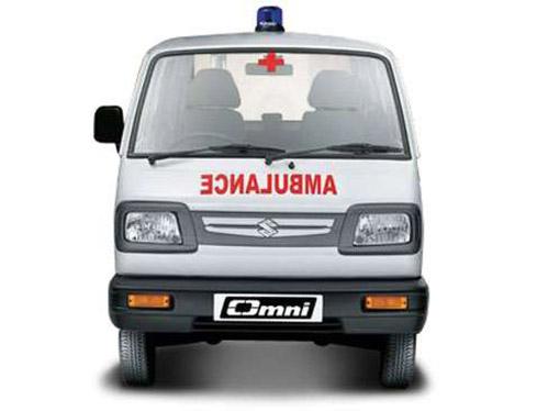 Maruti Suzuki Omni Ambulance Brochure