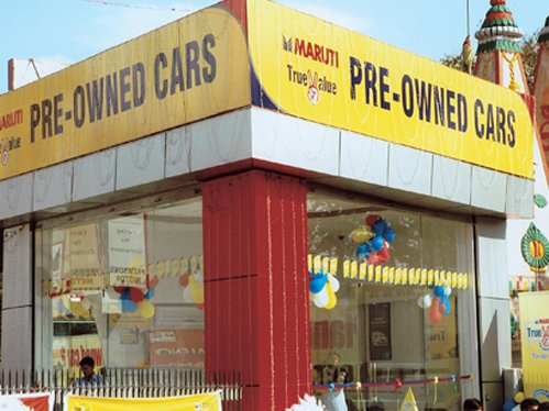 True Value Pre Owned Car Showroom Ranchi