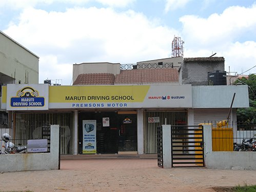 Maruti Driving School Premsons Motors