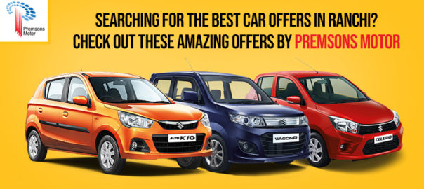best car offers in Ranchi